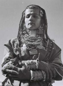 habbani Jewish woman
